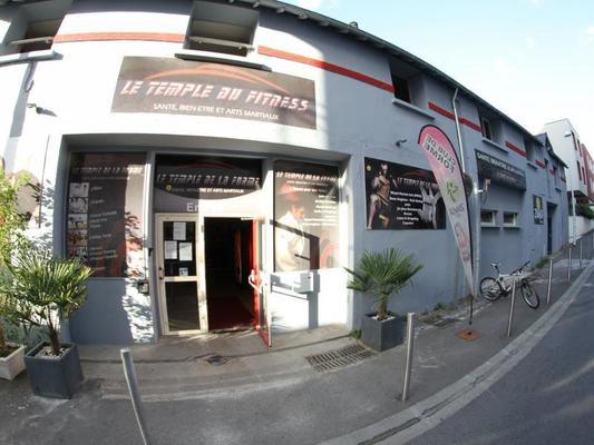 Le Temple du Fitness