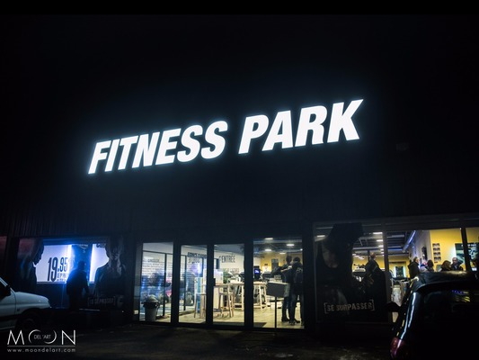 Fitness Park Nevers