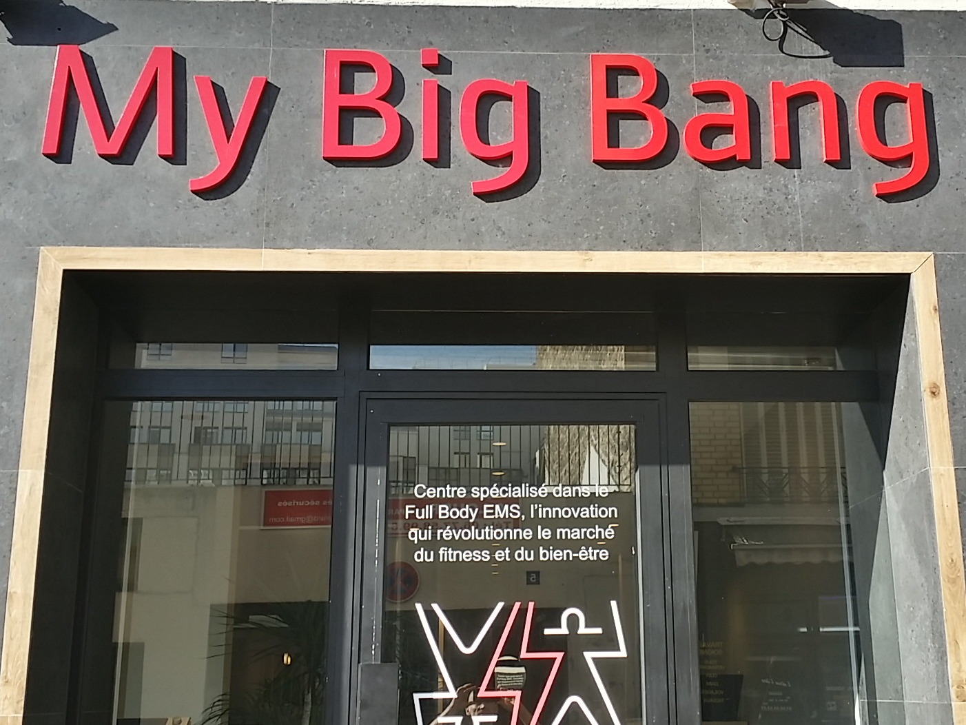 My Big Bang