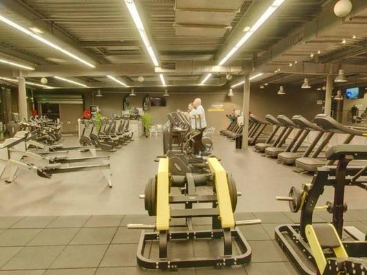 Fitness Park Marseille la Valentine